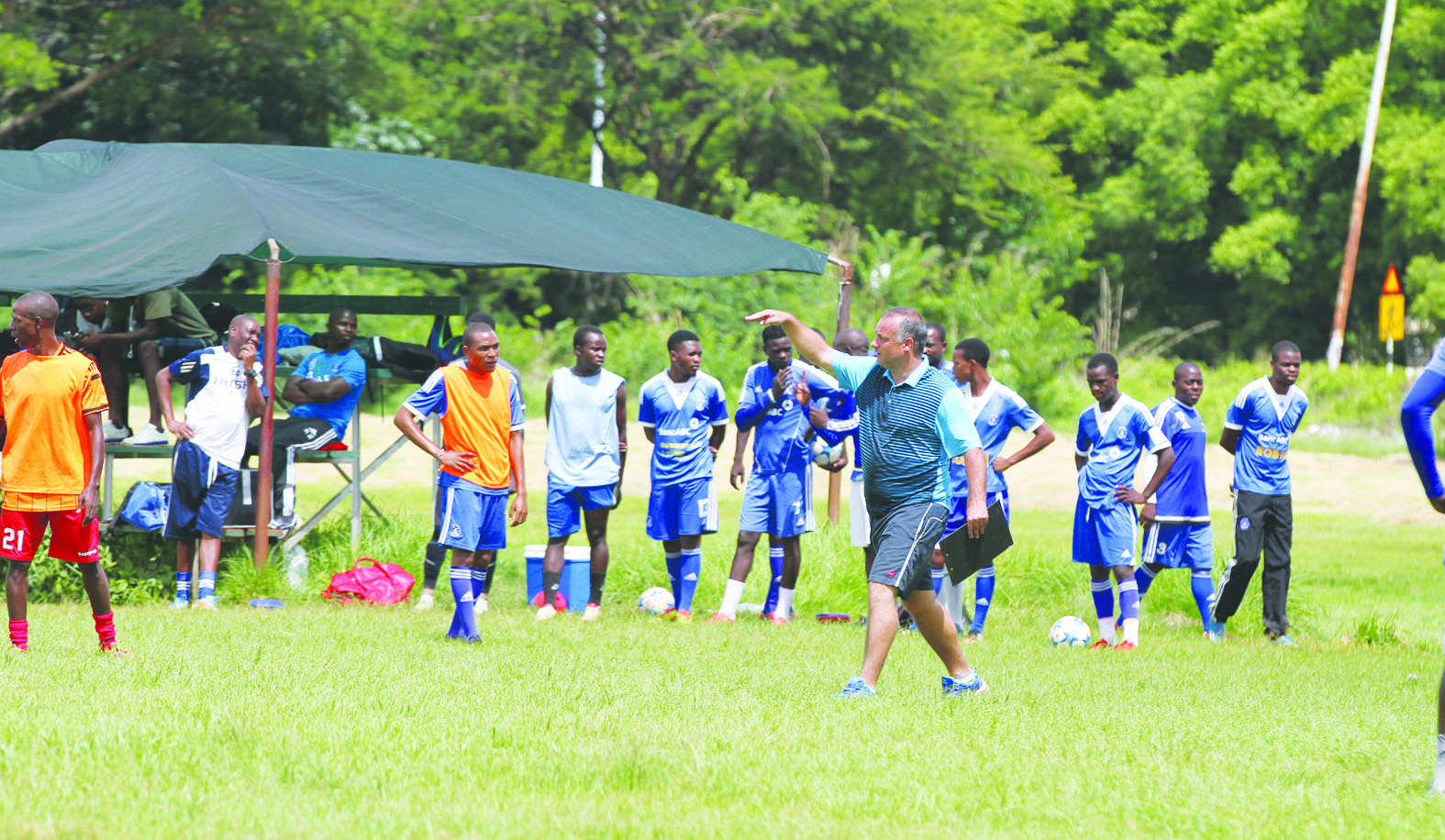 Dynamos face Kabwe Warriors of Zambia in friendly
