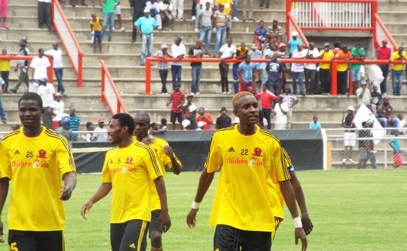 Chicken Inn thrash Dynamos in season opener