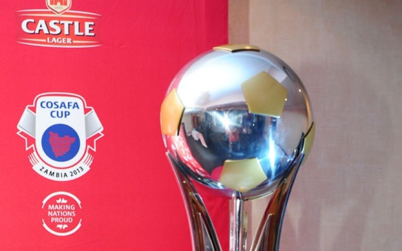 COSAFA Castle Cup Draw made: Warriors discover their opponents