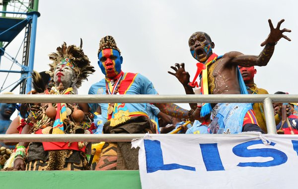 DRC beat Mali to win CHAN 2016