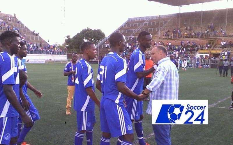 "Dynamos head coach: ""I am the winning one"""