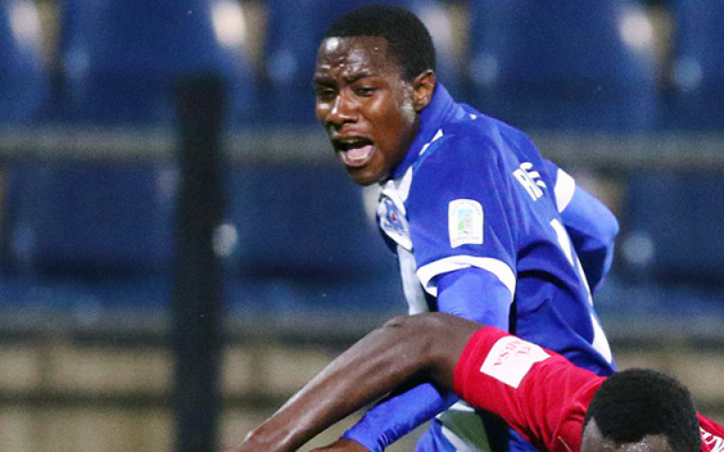 Evans Rusike's goal not enough to save Maritzburg