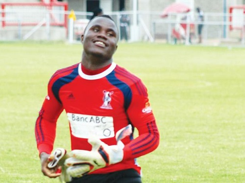 Zambian keeper keen to sign for Highlanders