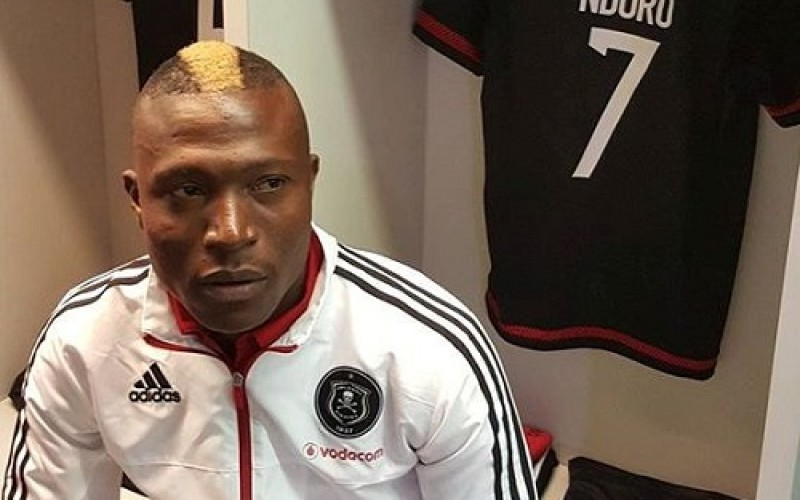Ndoro excited about upcoming season