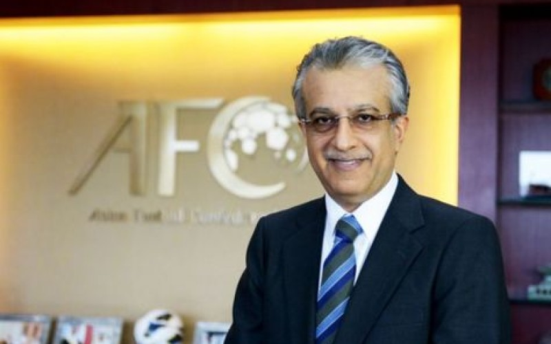 CAF backs Sheikh Salman for FIFA presidency
