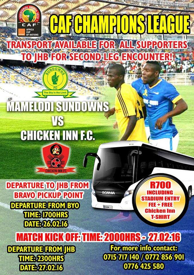 advert Chicken v Sundowns