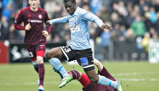 Silas Songani set for Europa League shows