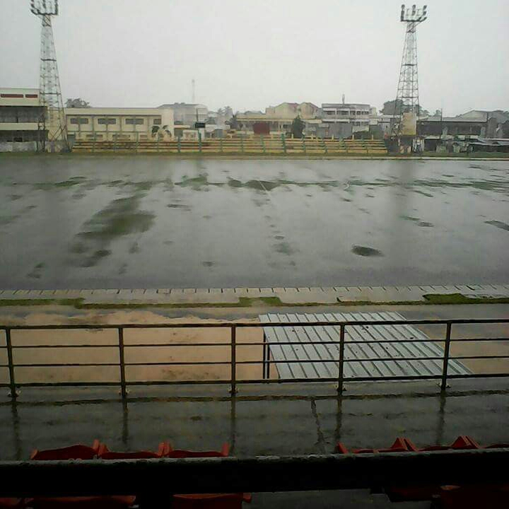 Heavy Rains washes away Harare City training session