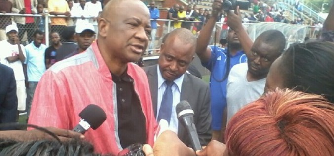 Chiyangwa concerned about Dynamos, calls for Silva axing!