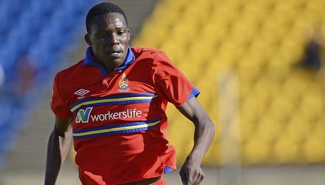 Mukamba on target in Nedbank Cup
