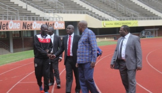 Netone boost for Warriors ahead of qualifier
