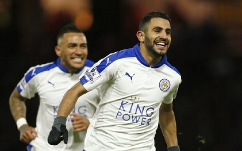 EPL:Leicester march on,Arsenal win,Chelsea draw