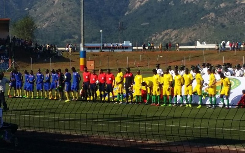 Report: Warriors draw in Swaziland