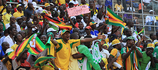 Zimbabwe could seal AFCON finals spot