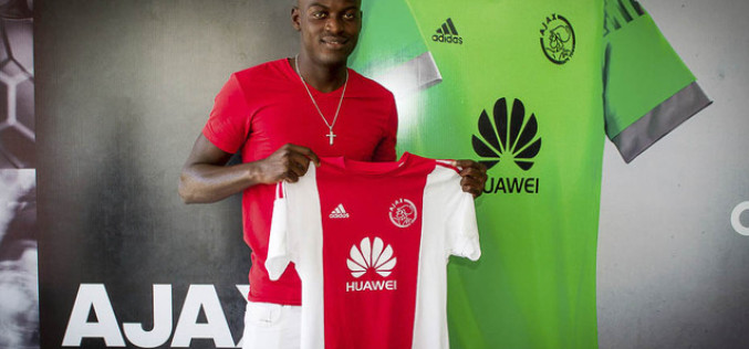 Eric Chipeta on target for Ajax Cape Town