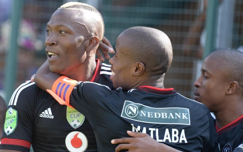First half strike from Tendai Ndoro seal victory for Orlando Pirates