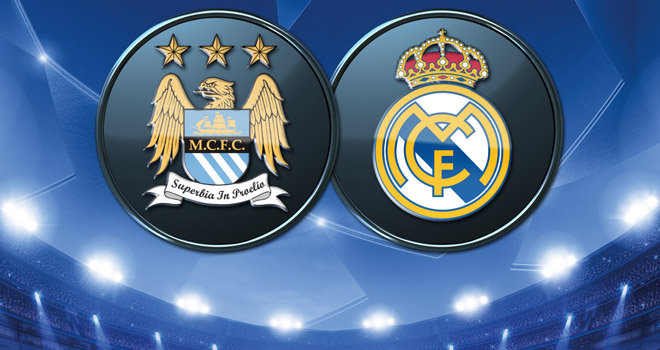 Champions League: Man City vs Real Madrid starting line ups