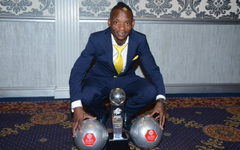 It's time for Billiat to leave SA says Rusike