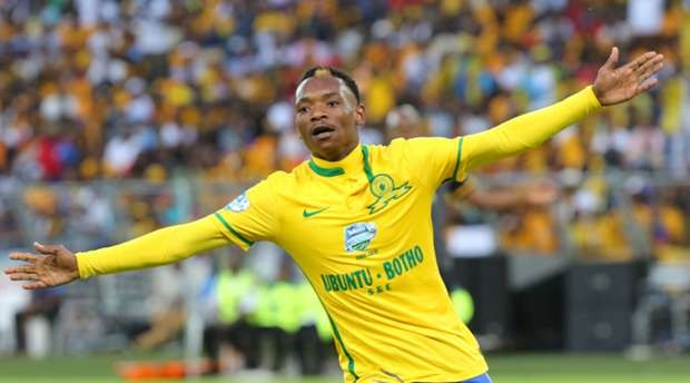 Khama Billiat crowned SA Footballer of the Season