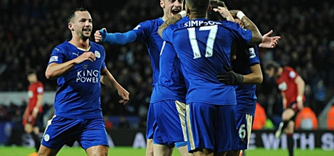 Leicester City are the Champions!