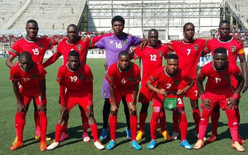 Malawi still hold qualification hope ahead of Warriors clash