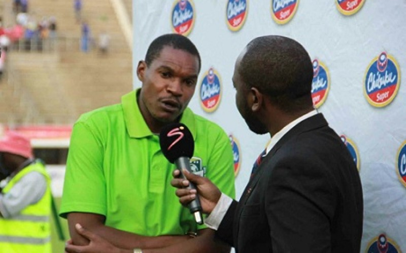 Norman Mapeza cools title talk