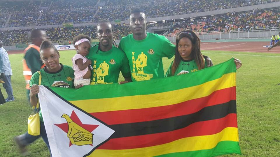 Ngoma and Kamusoko Tanzanian League