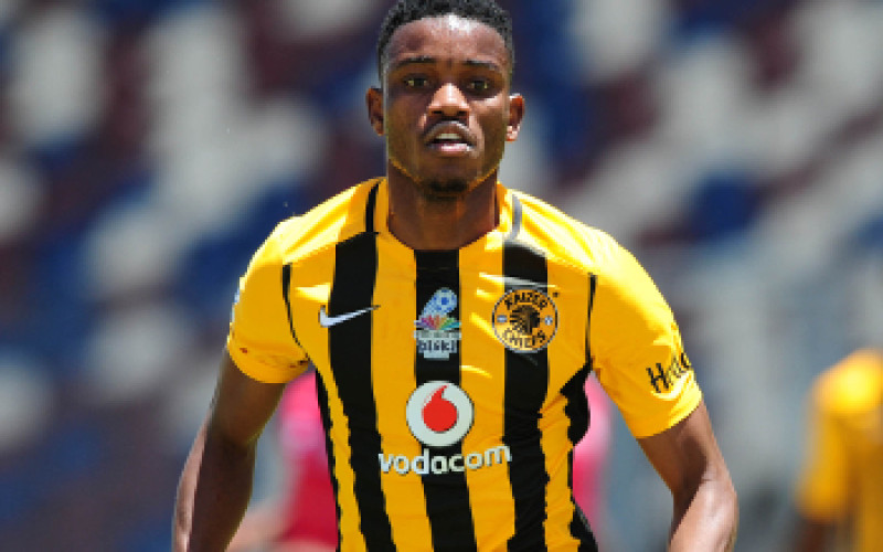 Karuru says he never got a chance at Kaizer Chiefs