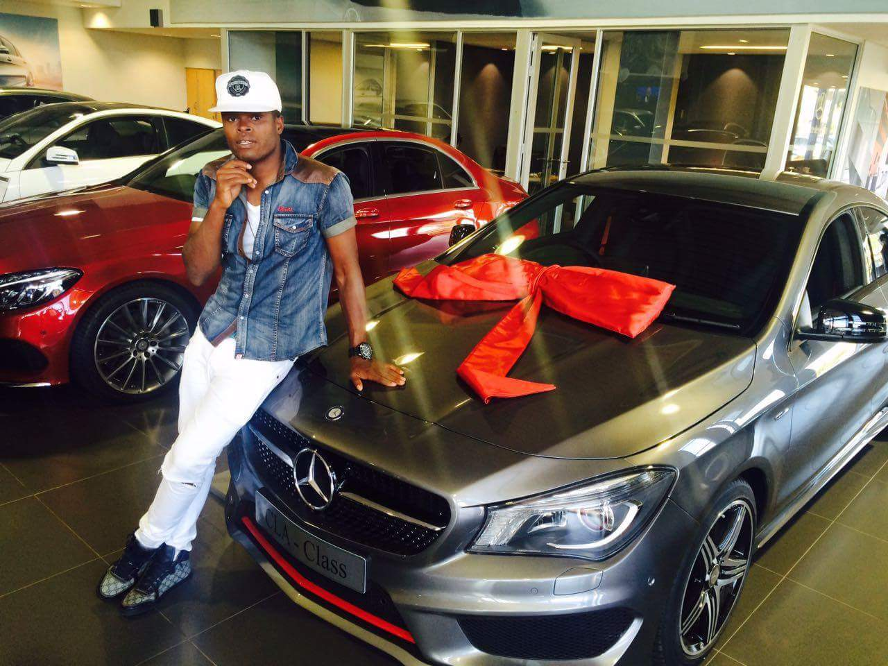 PICS: Chivhayo gets Mercedes Benz for Katsande