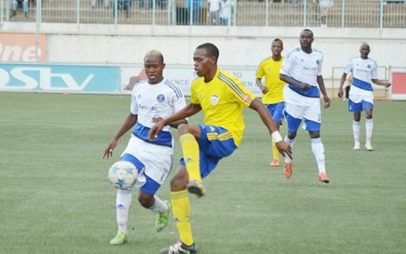 Official :Blessing Moyo joins Maritzburg United