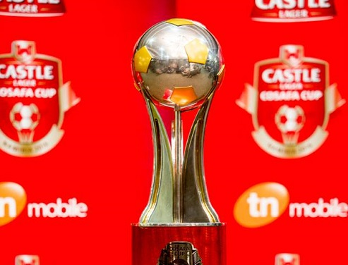 Cosafa Cup: Namibia knocked out as Botswana and South Africa proceed