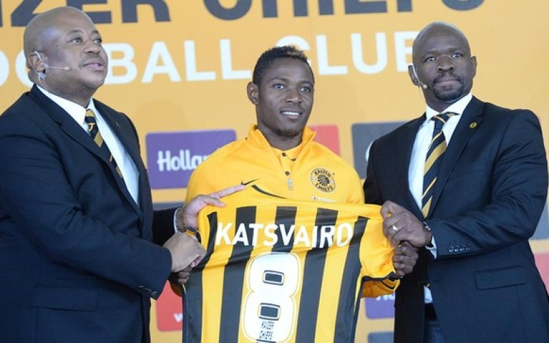 There is nothing for Mahala in Zim says Bobby Motaung