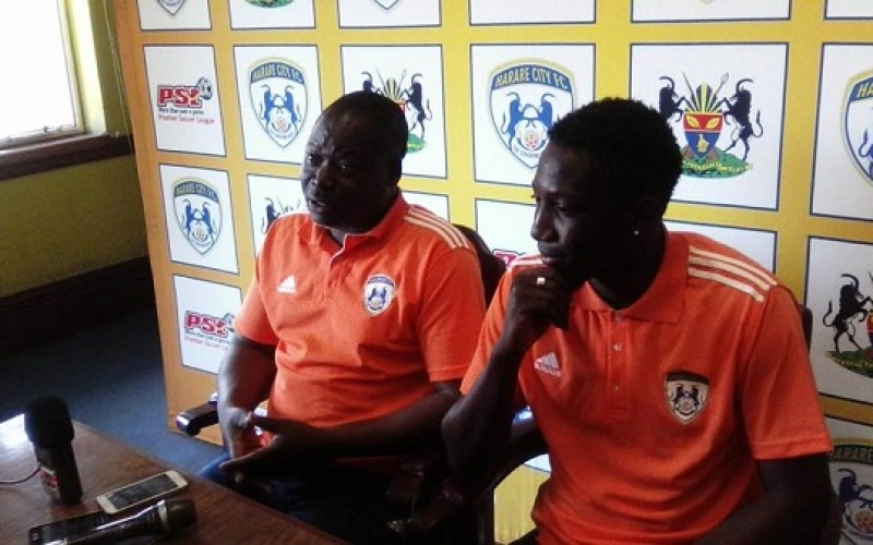 Football is simple,don't complicate it says Chunga