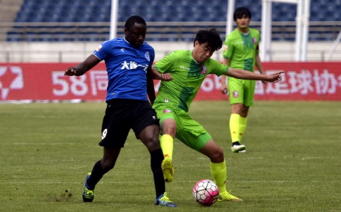 Mushekwi on target as Yifang struck log leaders