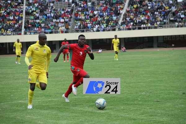 Warriors beat Malawi to qualify for AFCON 2017!