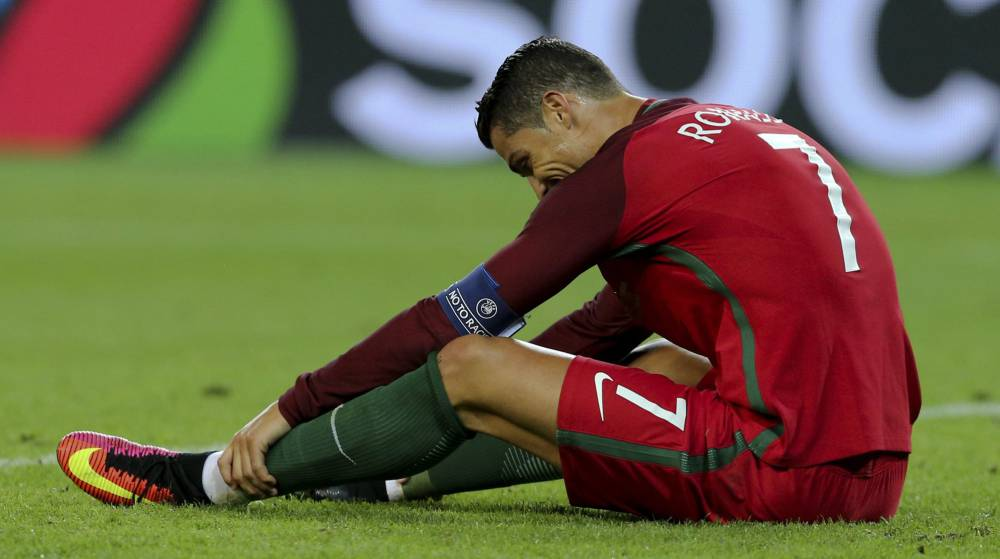 EURO 2016: Iceland upsets Cristiano Ronaldo
