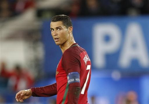 Ronaldo scores four as Portugal hammer Andorra
