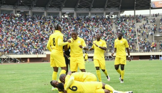Warriors squad to face Guinea named