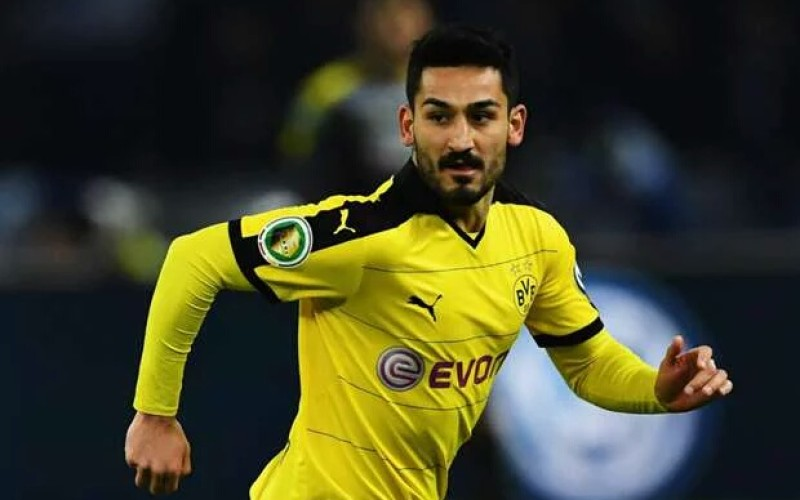 Manchester City have signed Gundogan on a 4 year contract