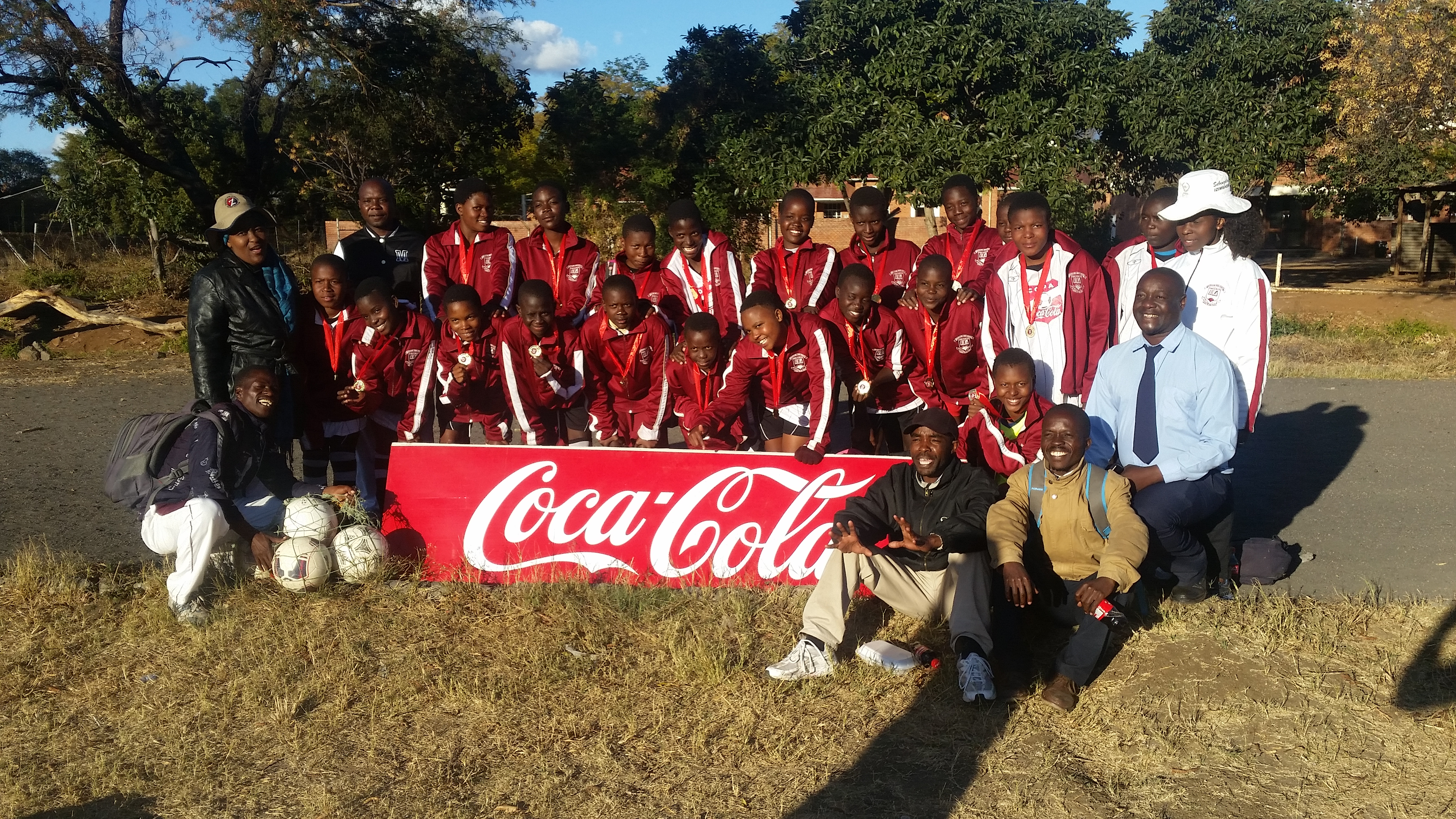 Magwegwe High clinch Copa Coca-cola Byo province