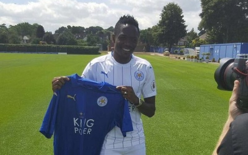 Musa joins Leicester City