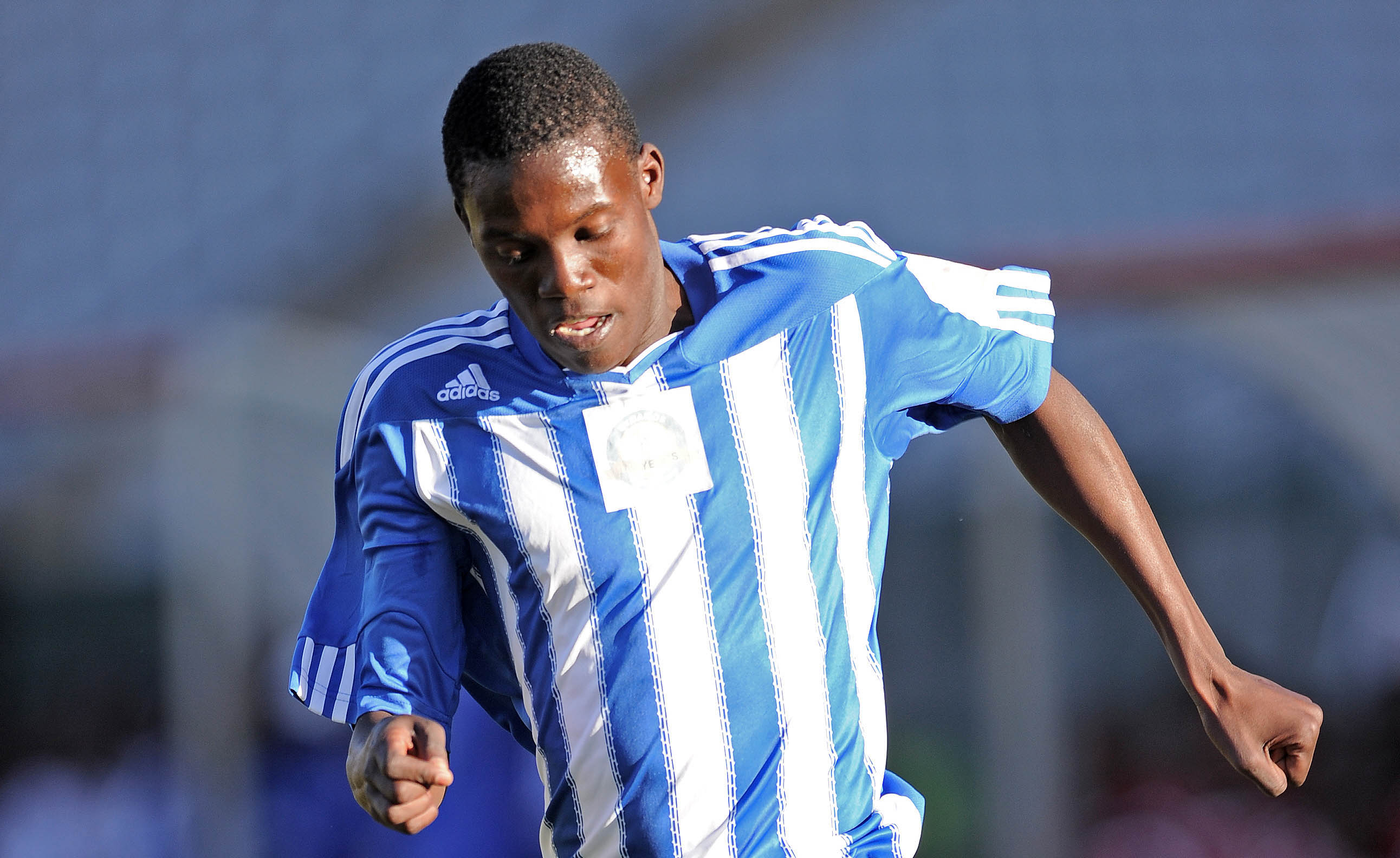 Dynamos sign Denver Mukamba