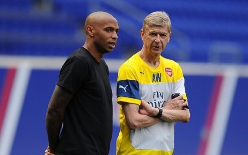 Henry leaves Arsenal coaching role after Wenger ultimatum