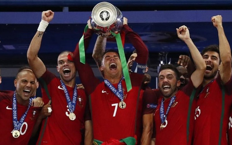 Portugal crowned Euro 2016 champions
