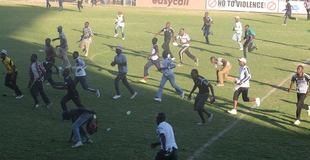 Government calls on ZIFA to do more to deal with violence