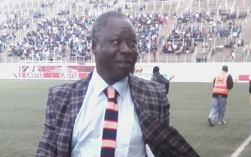 Moses Chunga keen to defeat Dynamos