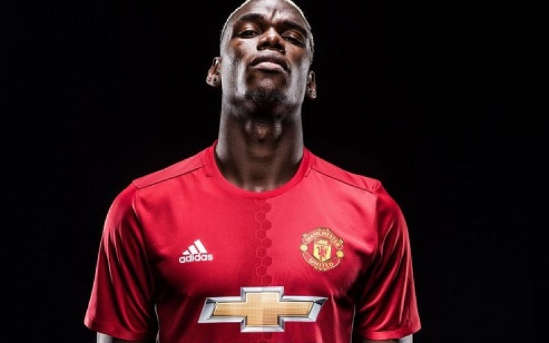 Official : Manchester United sign Paul Pogba