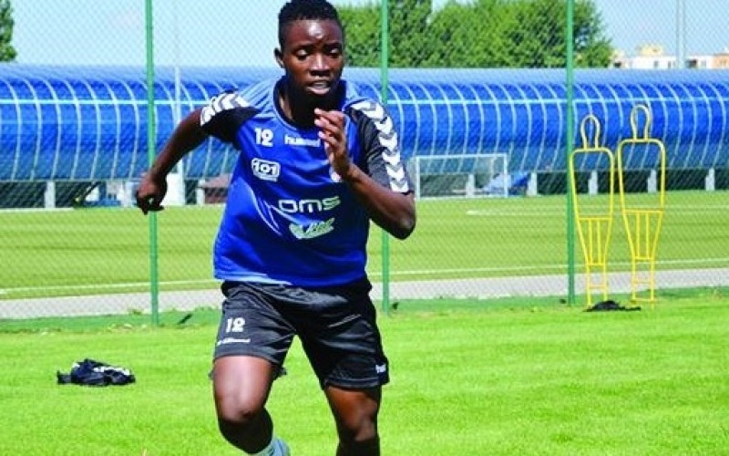 Wisdom ready to fight for Dembare and for dad