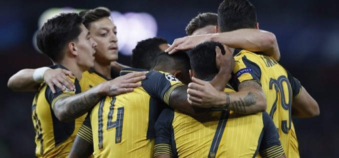 Manchester City held,Arsenal,Barcelona and Atletico Madrid win