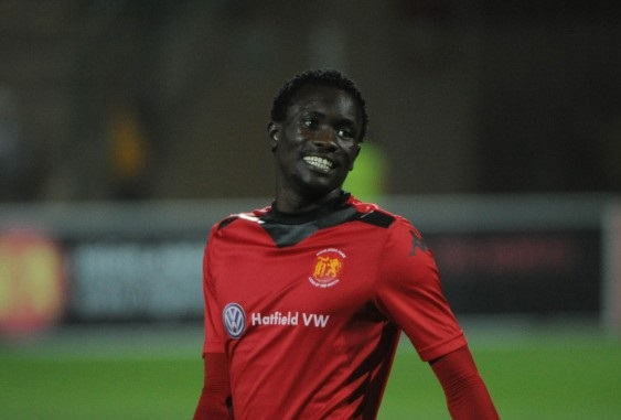 Mashumba on target for Highlands Park